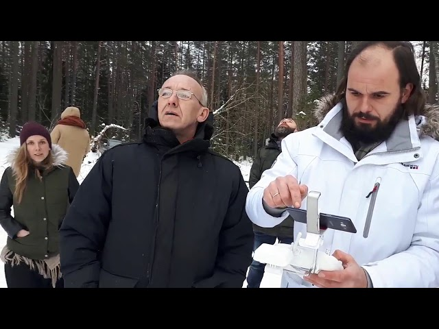 NEREGĖTI LABANORO KIRTIMAI - girią šnoja plynėmis, 1 dalis, GYVAS MIŠKAS reportažas