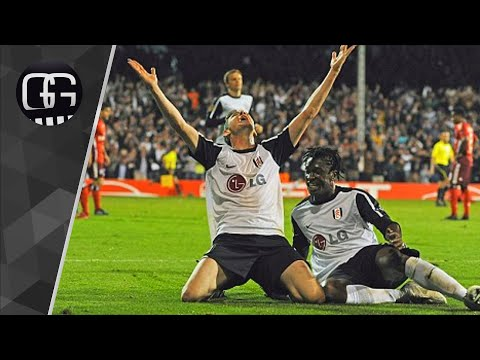 Fulham F.C. in Europa League 2009/10 | Compilation