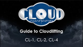 Cloudlifter CL-1, CL-2, CL-4 Video User Guide