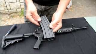 Review m4 CQB Dboys Bi 3981 Weight: 2805 g Color: black Length: 800...