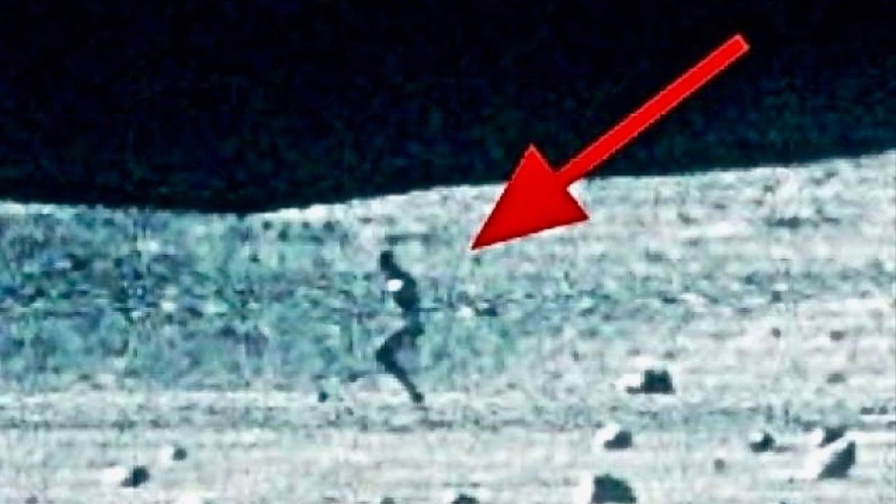 5 Most Mysterious Moon Photos Caught By Nasa Youtube