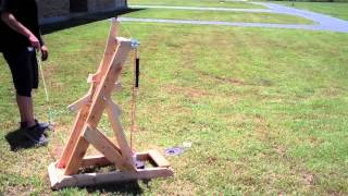 Pms Murlin Trebuchet Test Fire