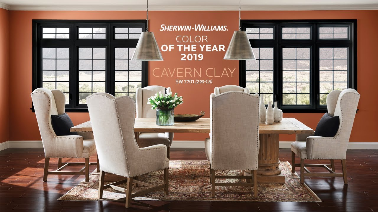 Color Of The Year 2019: Cavern Clay   Sherwin Williams