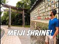 Meiji Shrine and Yoyogi Park: Tokyo Top Things to Do