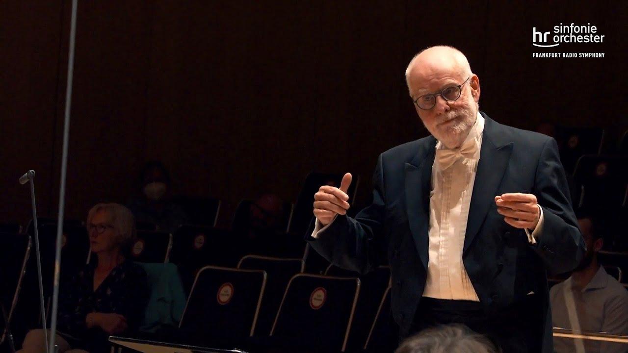 Locatelli: Concerto a 4 op. 7 Nr. 6  (»Il pianto d'Arianna«) ∙ hr-Sinfonieorchester ∙ Ton Koopman