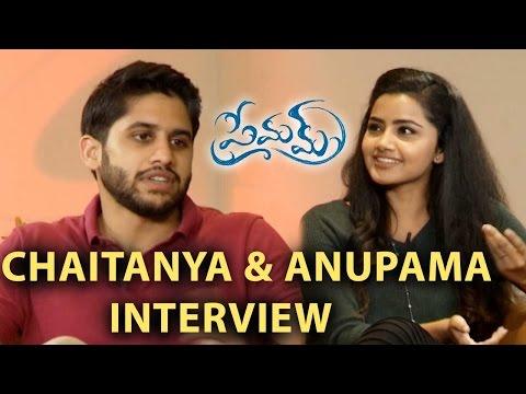 Anupama Parameshwaran & Naga Chaitanya Funny Interview About Premam Movie