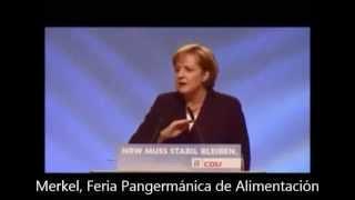 Merkel microfono abierto she