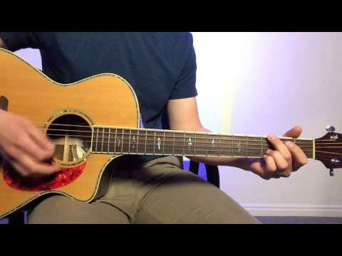 Hosanna (Praise is Rising) - Acoustic Guitar
