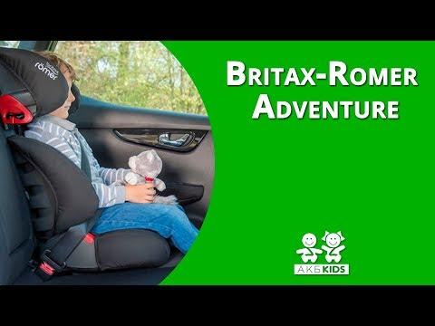 Автокресло Britax-Romer Adventure (группа 1-2)