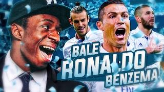 "#2 ""BENZEMA IS A BEAST!!!"" - BRB: Bale, Ronaldo, Benzema | FIFA 17"