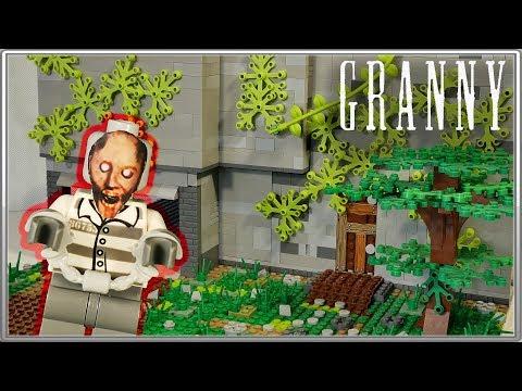 LEGO Самоделка - Дом Granny 2.0 / LEGO Moc Granny / Granny House