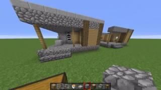blacksmith minecraft build npc