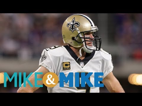 Is it time for Drew Brees to leave Saints behind?   Mike and Mike   ESPN