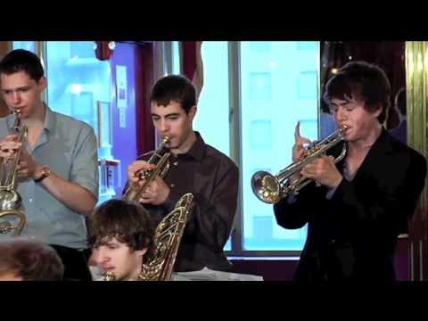 Oxford University Jazz Orchestra - YouTube