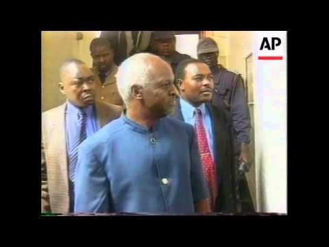ZIMBABWE: BANANA SENTENCED FOR SODOMY