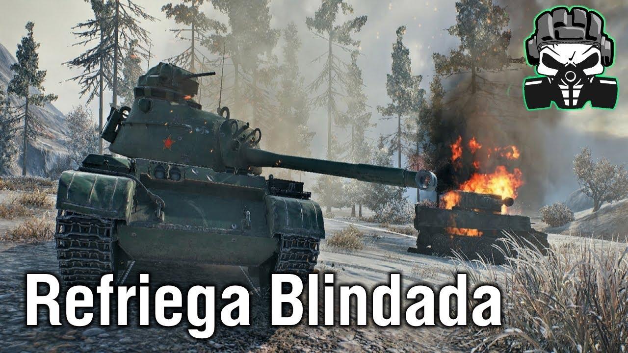 World of tanks  Refriega Blindada   10 Aniversario WOT