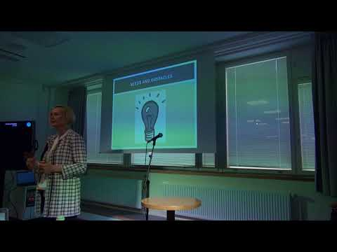 Sari Stenfors - Smart Health, Personal Data & Blockchain, MyData 2017
