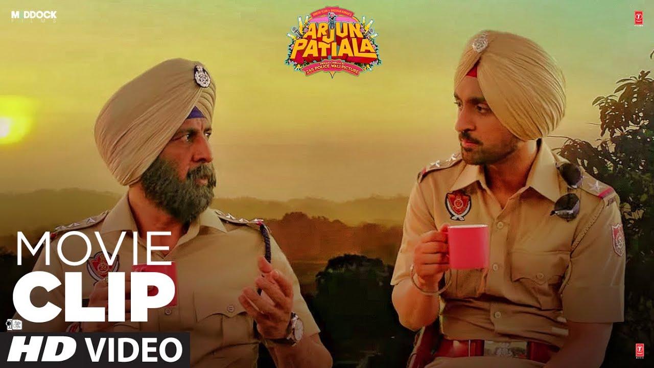 Final - Sakool Vs MLA | Arjun Patiala | Movie Clip | Diljit Dosanjh, Kriti Sanon, Varun Sharma