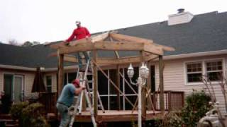 Gazebo In Warner Robins Built By Archadeck