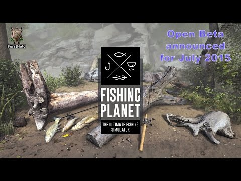 Full download let s try fishing planet for Fishing planet ps4