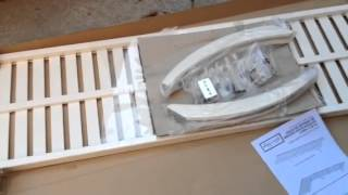 This video is not available. Allen Roth 48 inch Shelf Unboxing From Lowes