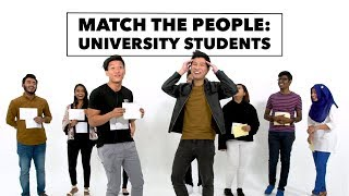 Match The Course To The Students | SAYS Challenge | Presented by MMU
