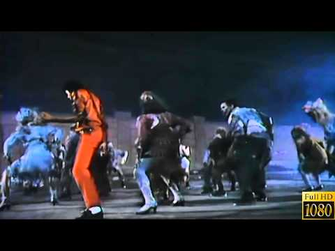 Michael Jackson-Thriller(Dance Mix)(HD 1080p)