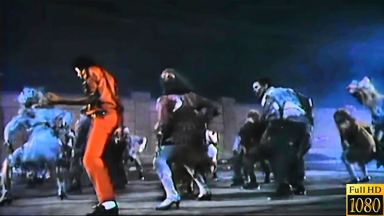 Michael Jackson-Thriller(Dance Mix)(HD 1080p) - YouTube Michael Jackson Thriller Video Dance