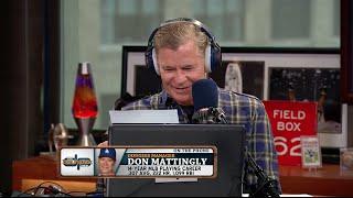 Don Mattingly on Nolan Ryan