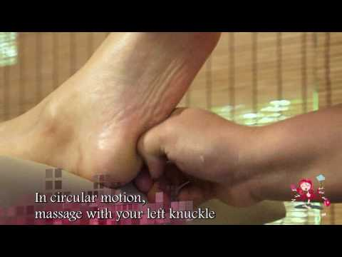 Massage: Foot Reflexology