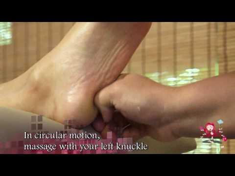 Massage: Foot Reflexology