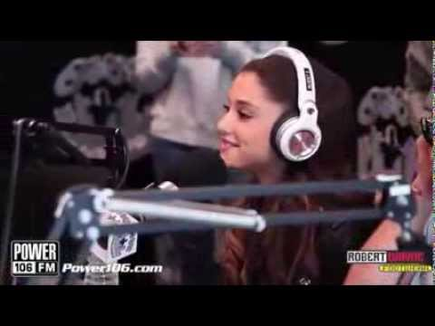 Ariana Grande Rap Big Sean (Swaggiana)