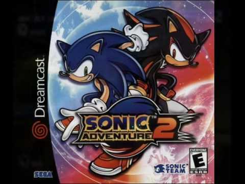 Sonic Adventure 2 G U N Boss Battle Theme Youtube