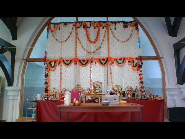 Sri Kashi Vishwanatha Swamy Abisheka pooja