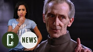 Watch: How CGI Tarkin Was Created for Rogue One | Collider News