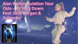 Alan Walker Aviation Tour - All Falls Down live