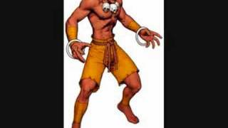 Street Fighter Tribute Album Theme Of Dhalsim