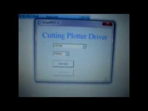 Driver plotter bobcat bi-60