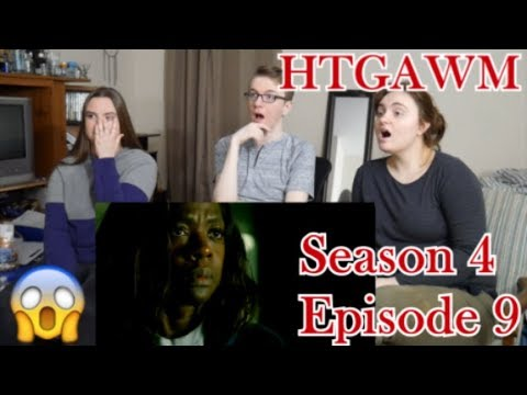 Download How To Get Away With Murder Season 4 Episode 9 - He's Dead - REACTION!!