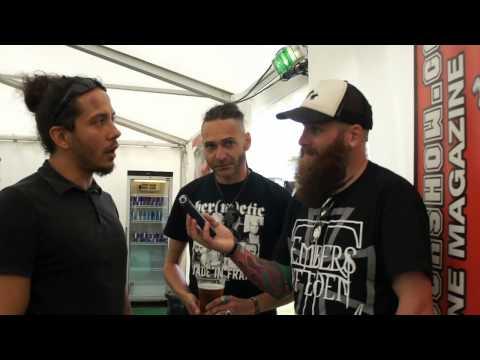 Trepallium Bloodstock Festival Interview 2015