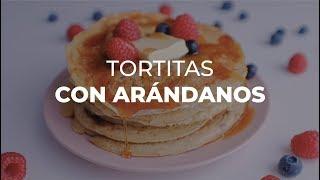Receta sencilla de Tortitas americanas o Pancakes
