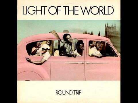 """LIGHT OF THE WORLD. """"Visualise Yourself (And Your Mind)"""". 1980. album """"Round Trip""""."""