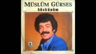 MÜSLÜM GÜRSES--ÇEKEMEZ OLDUM-1982