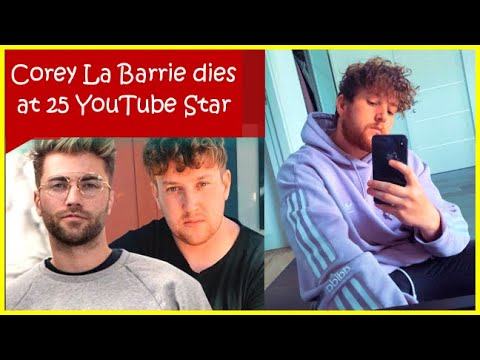 YouTuber Corey La Barrie Killed in Car Crash, 'Ink Master' Star ...