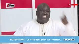 """Gestion des inondations - Birima s'attaque à Amadou Dieng : """"Taisez vous et laissez nous bosser"""""""