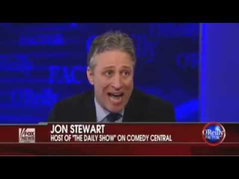 "Jon Stewart- ""Then why did Fox News not treat Ron Paul better?"" 2-4-10"