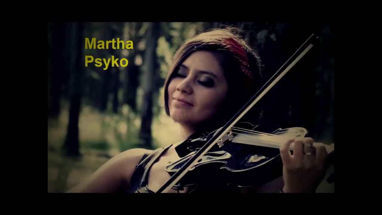 Hijo De La Luna Martha Psyko Violín Rock Hq 320kbps Jgr 2019 Youtube