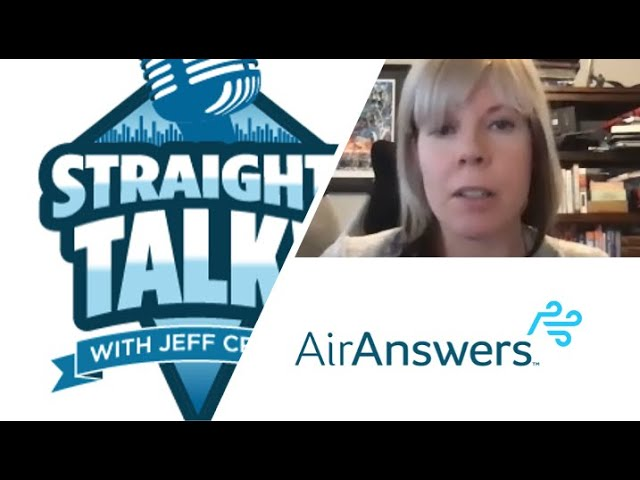 Making Airborne Invisible Health Threats Visible with AirAnswers
