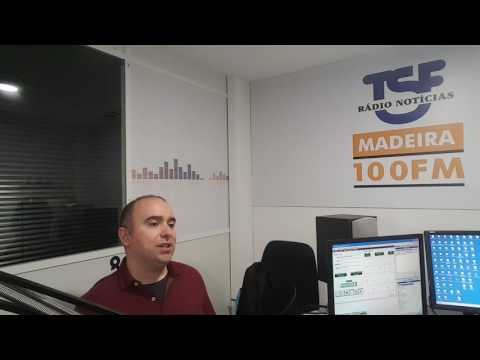 Entrevista TSF Madeira sobre marketing digital e redes sociais