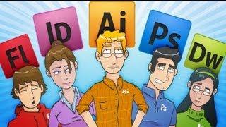 Adobe Creative Suite High Schoolers